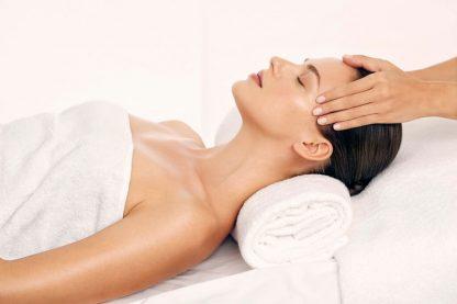 Cheque regalo de masaje craneal